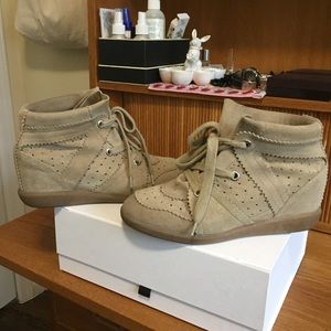 Isabel Marant suede sneakers size 39